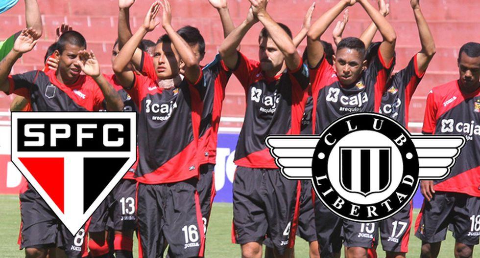 Melgar ya conoce a sus rivales en la Copa Libertadores sub 20.
