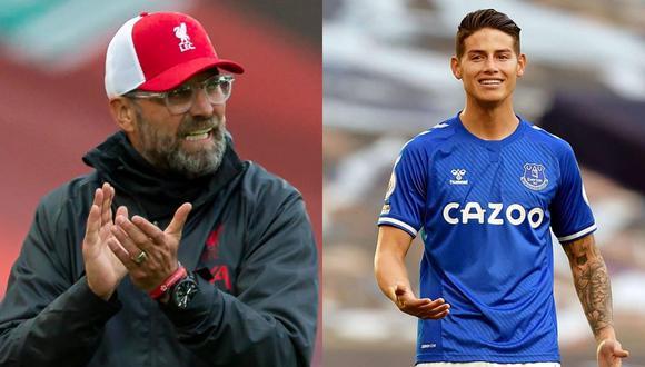 Liverpool y Everton se enfrentarán este sábado por la fecha 5 de la Premier League.