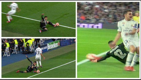 La UEFA explica por qué concedió el tercer gol del Ajax. (Foto: uefa.com)