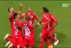 Ejemplo de contra: Barreto y la tremenda definición para el 2-0 en el Sport Huancayo vs. UTC [VIDEO]