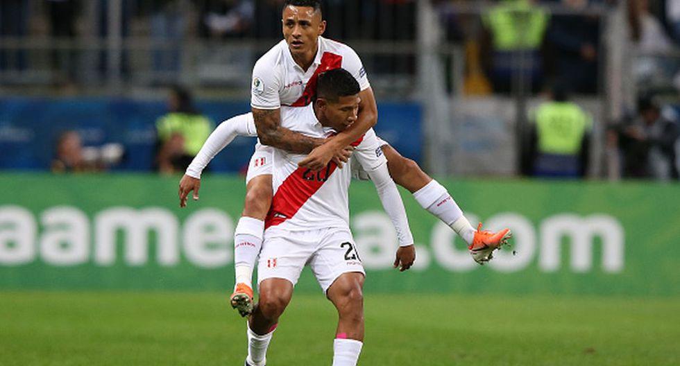 Perú vs. Chile por la semifinal de la Copa América 2019 (Foto: Getty Images)