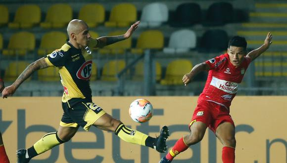 El partido de vuelta será el miércoles 2 diciembre en Lima (Foto: Coquimbo Unido)