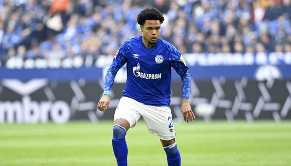 Weston McKennie suma más de 90 presentaciones con Schalke 04 (Foto: Getty Images)