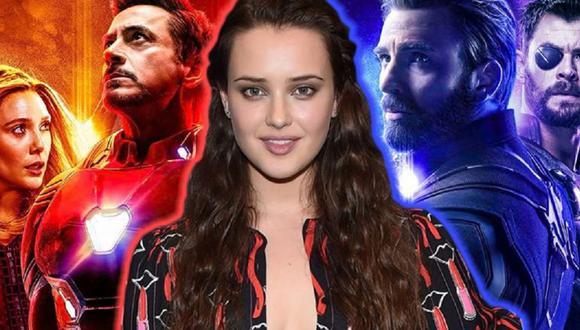 Avengers: Endgame   Katherine Langford no apareció en la cinta