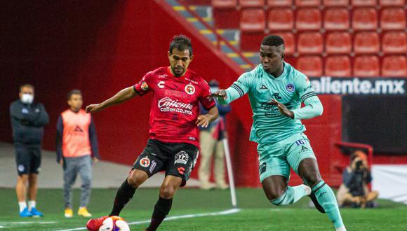 Tijuana vs. Mazatlán se vieron las caras este domingo por la jornada 14 de la Liga MX 2021 (Foto: @Xolos)