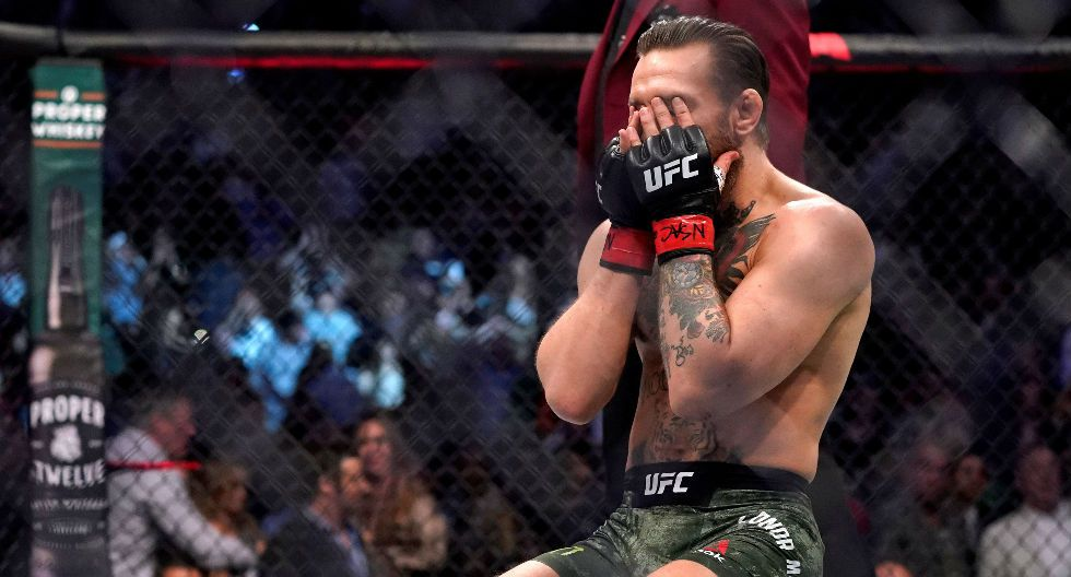 Las mejores imágenes de la victoria de Conor McGregor. (Foto: Getty Images)