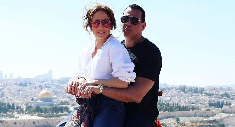 """Jennifer Lopez confiesa que le gustaría volver a ser madre: """"Me encanta los niños"""". (Foto: @arod/)"""