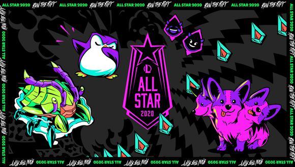 League of Legends: la alineación de Latinoamérica para All-Star 2020. (Foto: Riot Games)