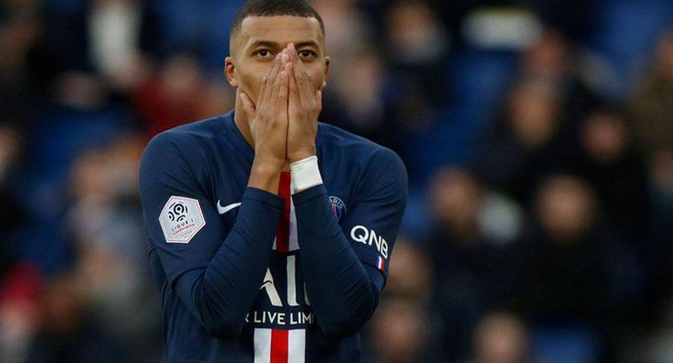 Mbappé llegó al PSG en 2017 desde el AS Mónaco. (AFP)