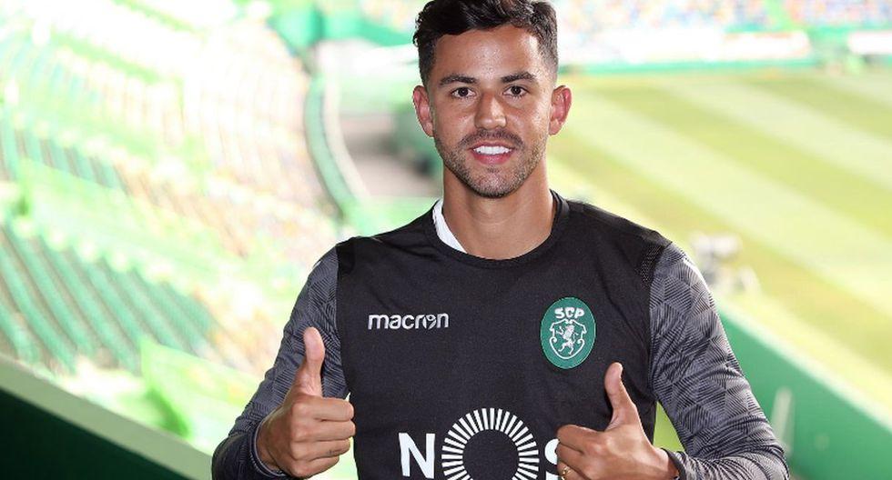 Renan Ribeiro   Brasil   Sporting. (Foto: Getty Images)