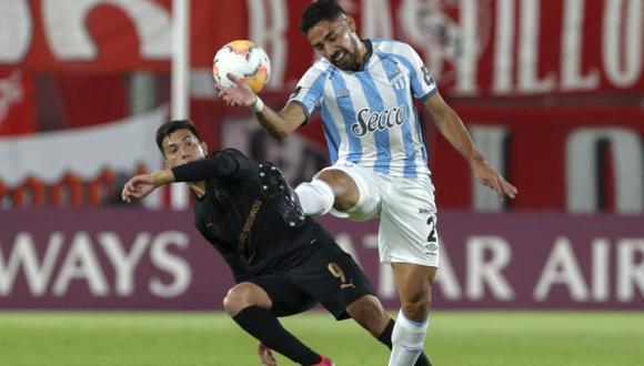 Independiente y Atlético Tucumán jugaron por Copa Sudamericana. (Foto: Agencias)