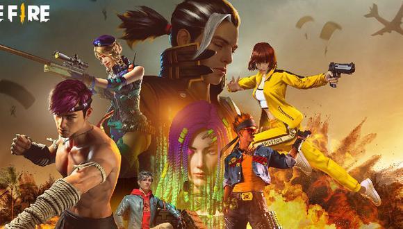 Free Fire OB27 convirtió a estos personajes los más caros de la tienda virtual