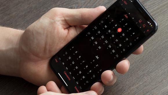 De esta forma podrás eliminar de por vida el virus del Calendario de tu iPhone. (Foto: Depor)