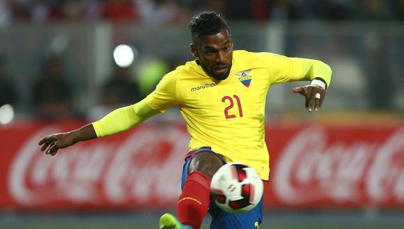 Gabriel Achilier no jugará en Alianza Lima esta temporada. (Foto: GEC)