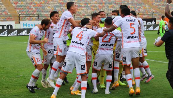 Ayacucho FC es el cuarto equipo fuera de la capital en ganar la Fase 2, antes llamado Torneo Clausura. (Foto: Jefatura de prensa de Ayacucho FC)