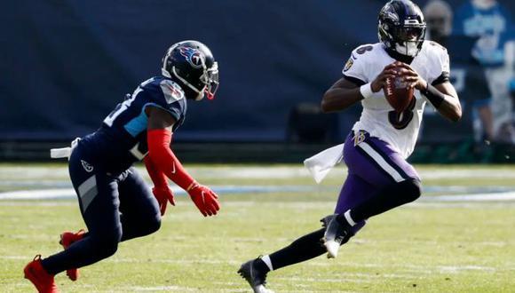 Buffalo Bills vs. Baltimore Ravens: día, horarios y canales de TV para ver el partido por playoffs de la NFL. (Twitter)