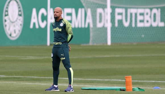Felipe Melo no recibirá ninguna sanción económica ni deportiva por parte del Palmeiras.