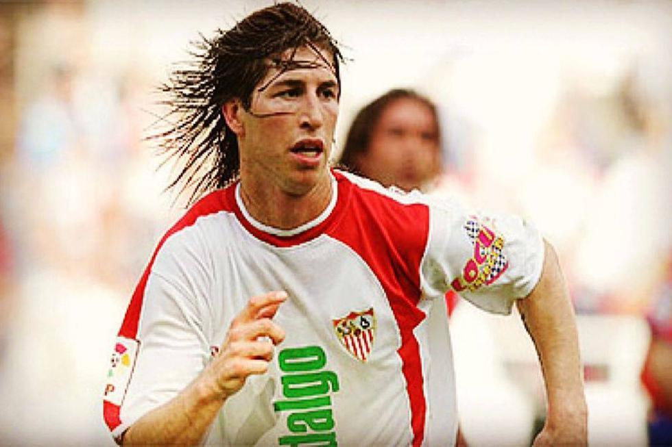 Sergio Ramos: cumple 34 años así cambió desde debut Sevilla 2004 | FOTOS |  LaLiga Santander | FUTBOL-INTERNACIONAL | DEPOR