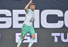 El 'Puma' sella la victoria: Gigliotti convirtió el 3-1 para en León vs. Seattle por Leagues Cup [VIDEO]