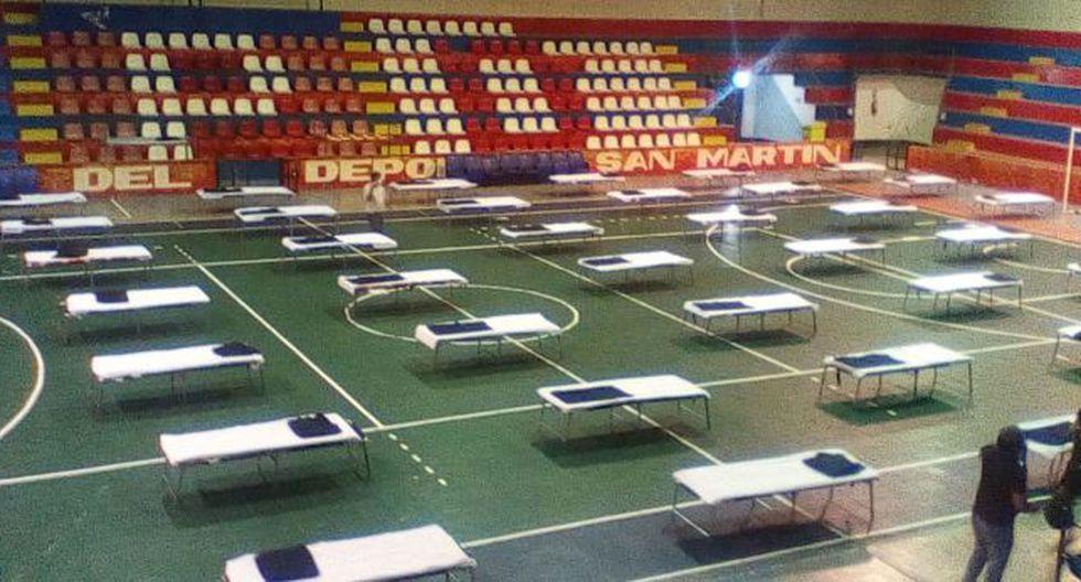 Complejos deportivos del IPD estarán al servicio del país frente a la pandemia de coronavirus. (Fotos: IPD)