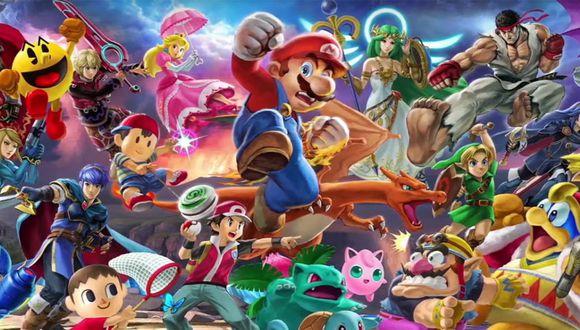 ¿Cómo desbloquear todos los personajes de Super Smash Bros. Ultimate? (Foto: Nintendo)