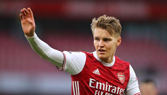 Martin Odegaard confirma que volverá a Real Madrid. (Foto: Getty Images)