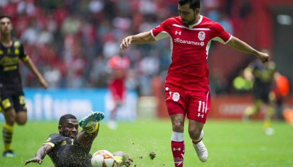 Toluca vs Juarez: jugaron por la fecha 5 de la Copa MX. (Twitter)