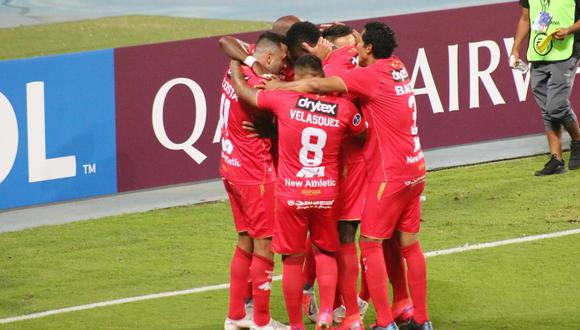 Sport Huancayo venció 2-0 a UTC y se quedó con el pase a la fase de grupos de la Copa Sudamericana 2021. (Foto: Prensa SH)
