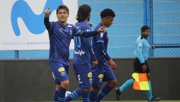 Diego Manicero jugó en Carlos Stein esta temporada 2020. (Foto: Liga 1)