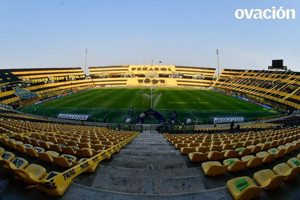 Así luce el estadio Campeón del Siglo en la previa del choque entre Sporting Cristal vs. Peñarol. (Foto: Ovación)