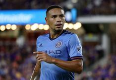 Alexander Callens fue incluido en el equipo ideal de la última jornada de MLS