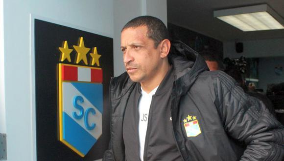 Soto sueña con clasificación de Sporting Cristal (Foto: prensa SC)