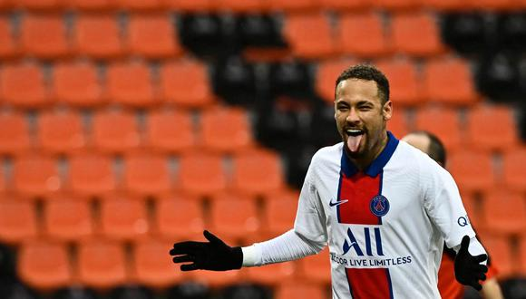 Neymar cerca de renovar contra con PSG, reportan en Brasil y Francia. (Foto: AFP)