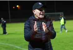 Su descargo: Carlos Ramacciotti se pronunció tras salida del banquillo de Cusco FC