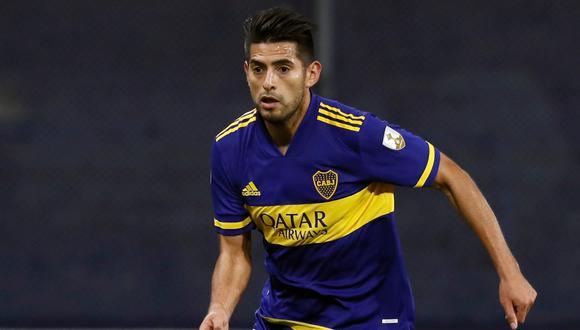 Carlos Zambrano se perdió el entrenamiento de Boca Juniors. (Foto: Boca Juniors)