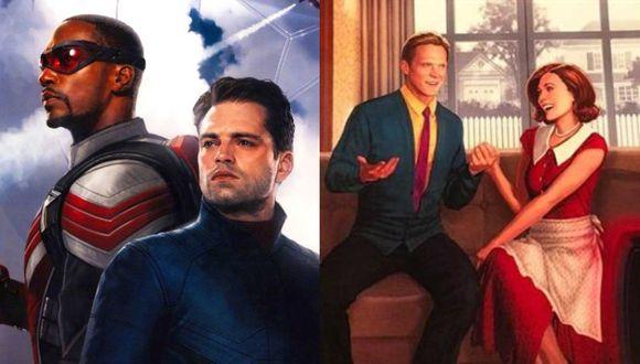 Marvel: se filtran posibles detalles que se verán en 'WandaVision' y 'The Falcon and the Winter Soldier' [ALERTA DE SPOILER].