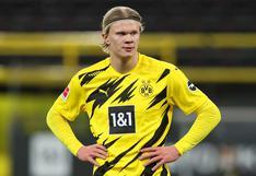 Salida inminente: Borussia Dortmund ya tiene al reemplazo de Haaland