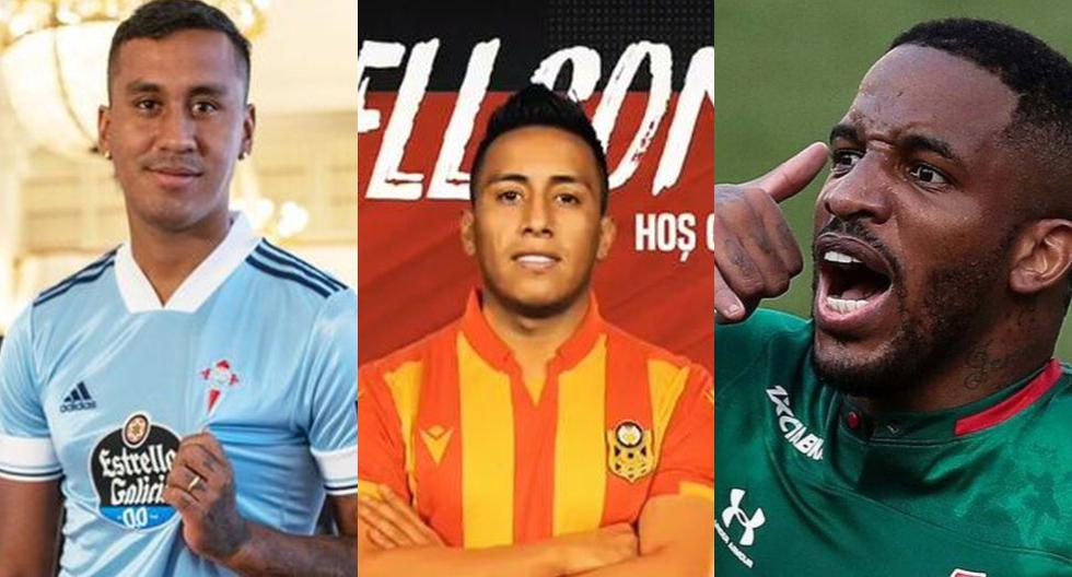 Actualidad de algunos jugadores de la Selección Peruana. (Foto: GEC / Agencias)