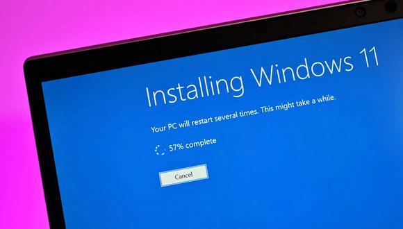 Conoce cómo poder descargar Windows 11 en tu computadora o laptop con Windows 10. (Foto: Microsoft)