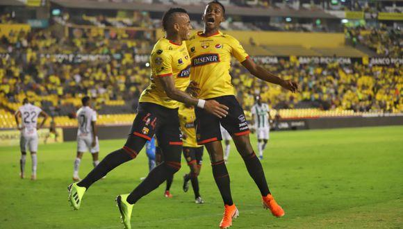 Barcelona SC venció a Cerro Porteño por la ida de la Fase 3 de Copa Libertadores 2020.