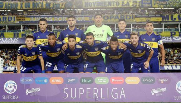 Boca Juniors volverá a la competencia en 17 de septiembre, ante Libertad. (Foto: Boca Juniors)