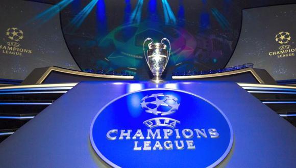 Fecha, hora y canal del sorteo de la Champions League. (Foto: Agencias)