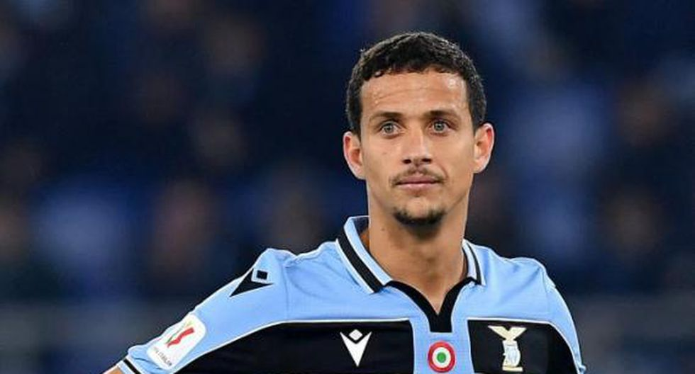 Luiz Felipe tiene contrato con la Lazio hasta 2022. (AFP)