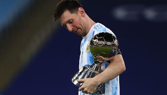 Lionel Messi terminó contrato con el Barcelona el pasado 30 de junio. (Foto: Getty)