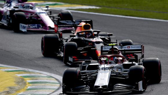 El Mundial de la F1 se encuentra suspendido por el coronavirus. (Foto: Getty Images)