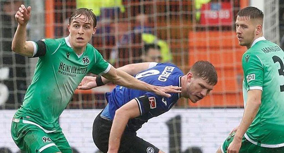 Hannover 96 | Casos confirmados con coronavirus: 2. (Foto: Agencias)