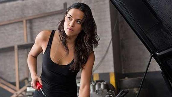 Michelle Rodriguez tiene una enorme carrera de más de 20 años en el cine (Foto: IMDb)