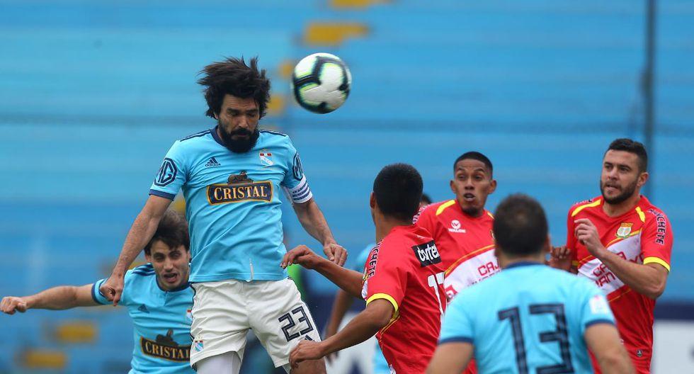Sporting Cristal vs. Sport Huancayo se miden en el Alberto Gallardo por la jornada 1 del Torneo Claur. (Foto: Eddy Lozano)