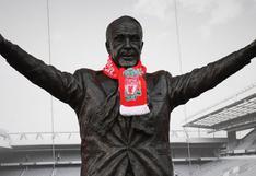 Tras el anuncio de la Superliga: familia de exDT de Liverpool pretende retirar su estatua de Anfield