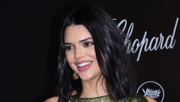 Kendall Jenner posee muchos seguidores en las redes sociales. (Foto: Alberto Pizzoli | AFP)